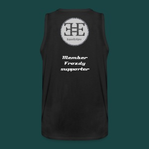 Black Male TT 1 - Men's Premium Tank Top