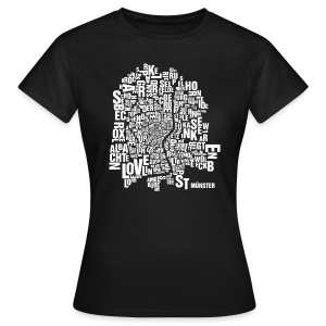Münster Shirt Black - Female - Frauen T-Shirt