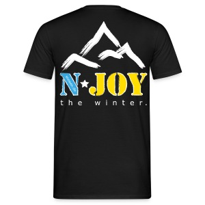 N'JOY 2017 Men Shirt - Männer T-Shirt