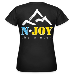 N'JOY 2017 Girl Shirt - Frauen T-Shirt
