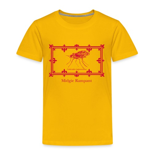 Kids' Midgie Rampant Tee - Kids' Premium T-Shirt