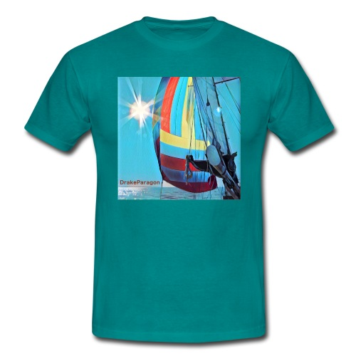 Men's T-Shirt - The Spinnaker - Men's T-Shirt