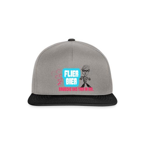 Flier Bier Cap - Snapback Cap