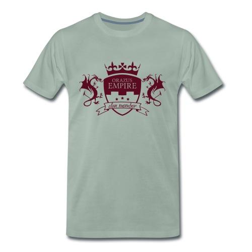 Clan member - T-shirt Premium Homme