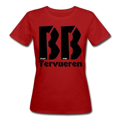 bb tervueren - T-shirt bio Femme