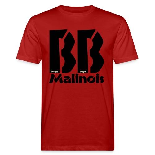 bb malinois - T-shirt bio Homme