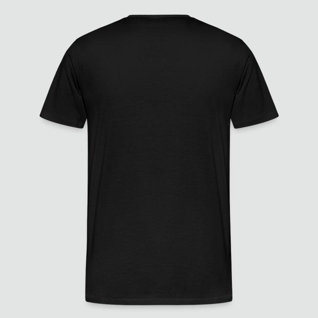 Edel-T-Shirt mit schmalem TubeHeads Logo bis 5XL