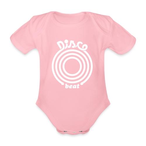 Body Bébé manches courtes - Disco Beat - Body bébé bio manches courtes