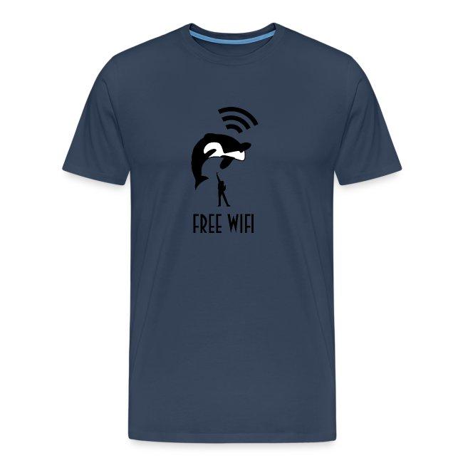 Free Wifi mannen premium