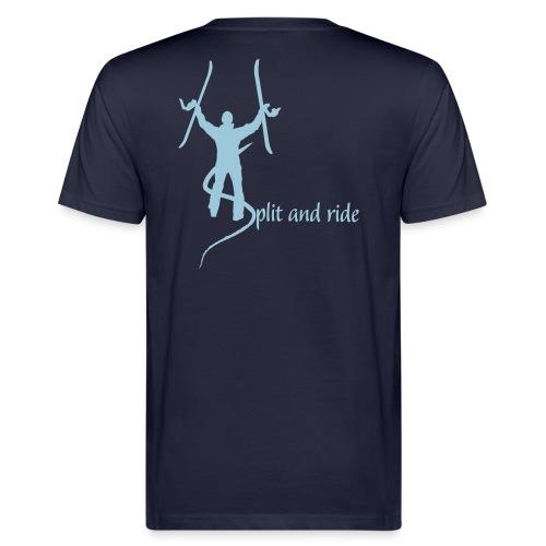 T-shirt Splitboard  - T-shirt bio Homme