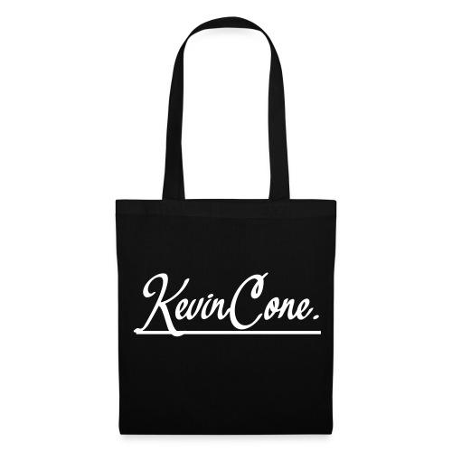 KevinCone,-Stofftasche | Schwarz - Stoffbeutel