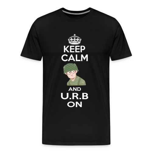 Urb On! T-Shirt - Men's Premium T-Shirt