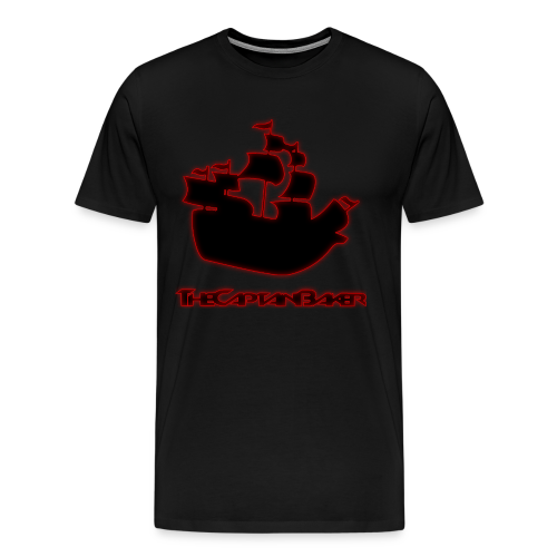Basic Logo Men's T-Shirt - Men's Premium T-Shirt