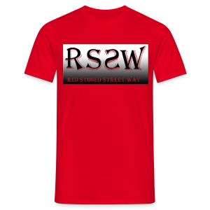 RSSW LN2016 [Tribute] Red  - Männer T-Shirt