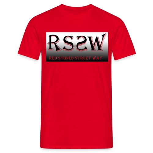 RSSW LN2016 [Tribute] Red  - Männer T-Shirt
