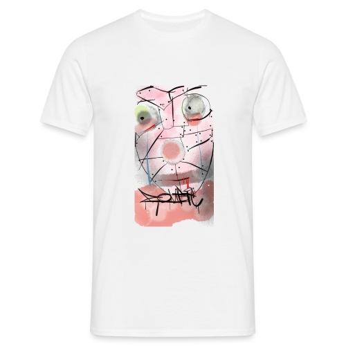 Zombie Shirt - Sad Clown - Männer T-Shirt