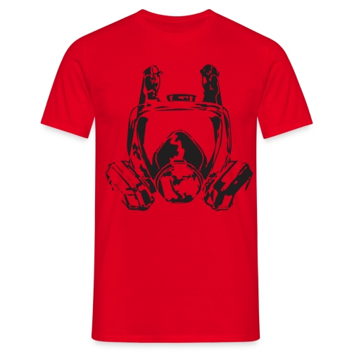 Camiseta hombre - skate,mask,graffiti