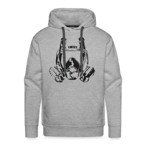 Sudadera con capucha premium para hombre - graffiti,mask,skate