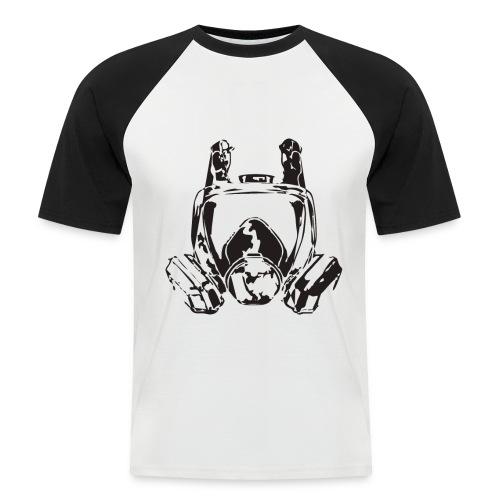 Camiseta béisbol manga corta hombre - skate,mask,graffiti