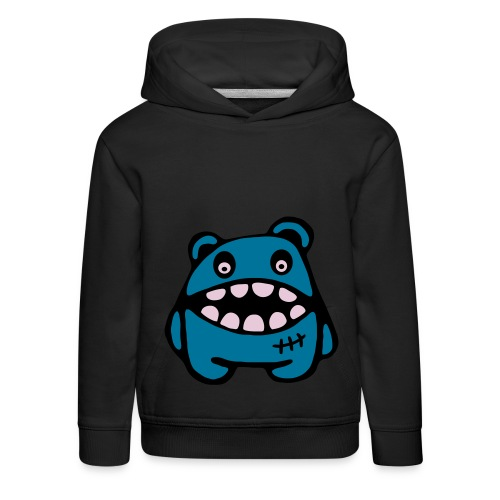 Monsters - Kinder Premium Hoodie