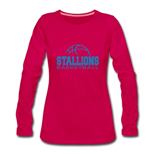 Stallions Frauen Premium Langarmshirt - Frauen Premium Langarmshirt