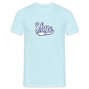Skye Blues Tee - Men's T-Shirt