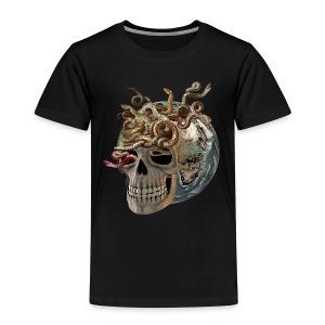 Skull Phantasie T-Shirts - Kinder Premium T-Shirt