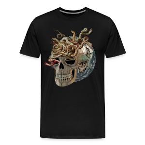 Skull Phantasie T-Shirts - Männer Premium T-Shirt
