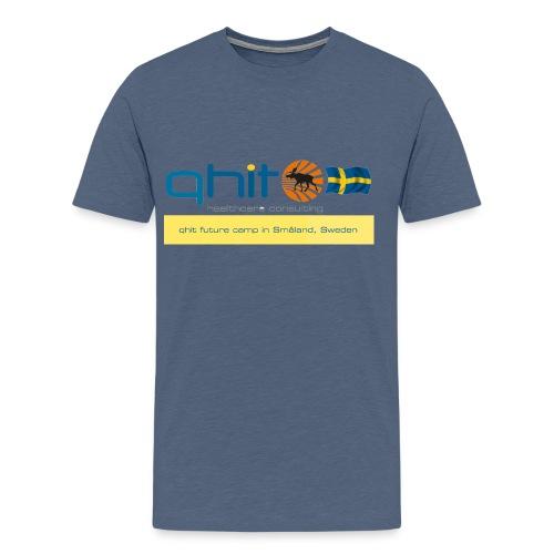 qhit Männer Premium T-Shirt - Männer Premium T-Shirt