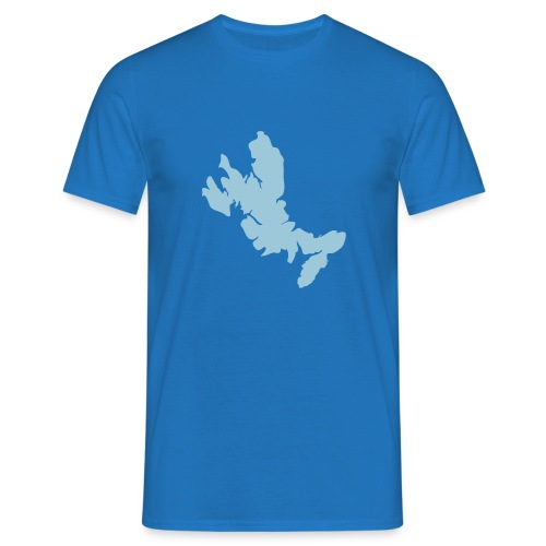 Isle of Skye Map Tee - Men's T-Shirt