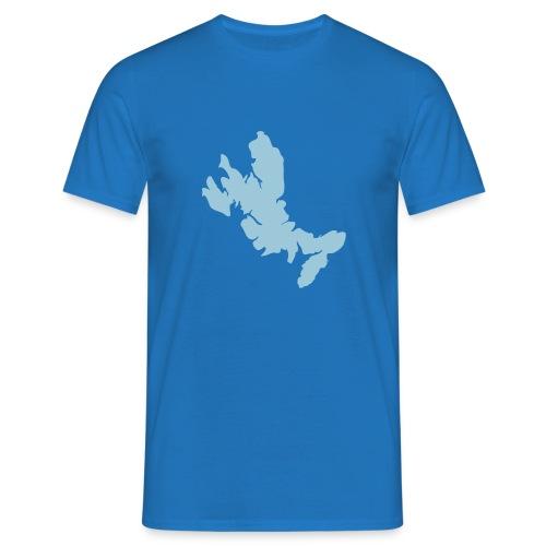 Isle of Skye Map Tee - Men's T-Shirt