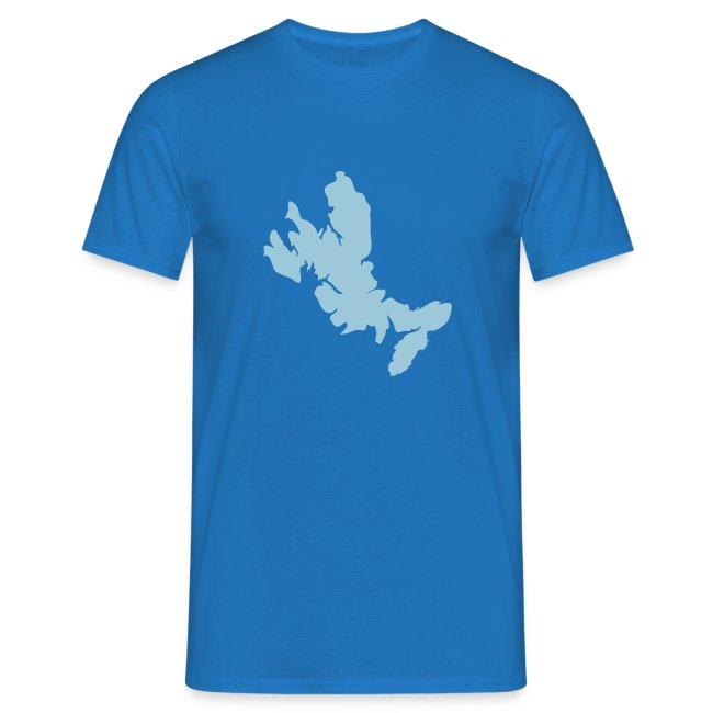 Isle of Skye Map Tee