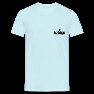 Sölden Après-Ski Skifahrer T-Shirt - Männer T-Shirt