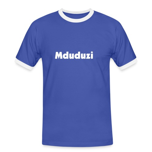 Mduduzi - Men's Ringer Shirt