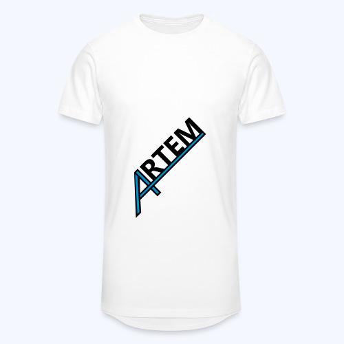 Artem Top - Männer Urban Longshirt