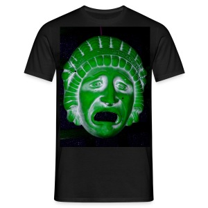 Eyes Scream For Halloween - Men's T-Shirt