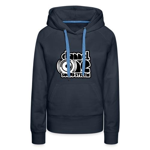 Channel One - ladies hoodie - Women's Premium Hoodie