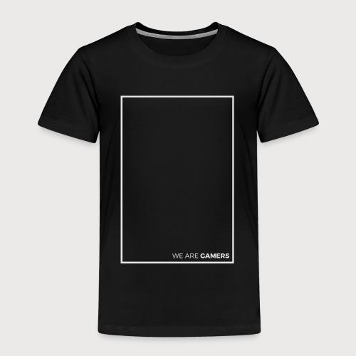 Koszulka dla najmłodszych #WeAreGamers - Koszulka dziecięca Premium