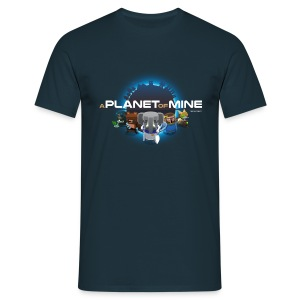 tshirt - A Planet of Mine - Man - Men's T-Shirt