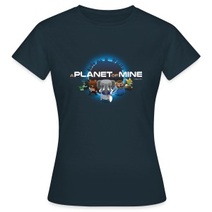 tshirt - A Planet of Mine - Woman - Women's T-Shirt