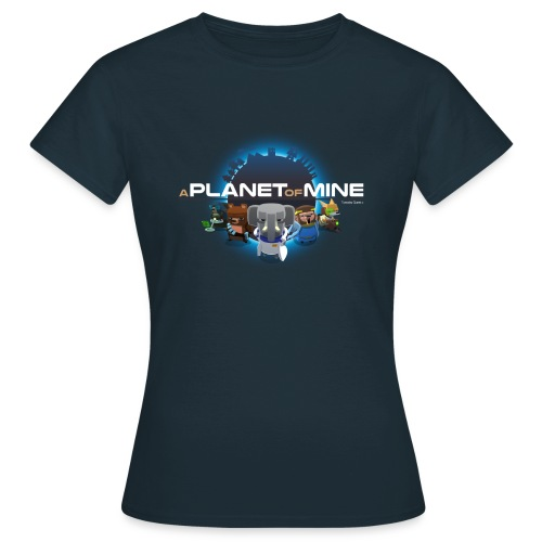 tshirt - A Planet of Mine - Woman - Women's T-Shirt