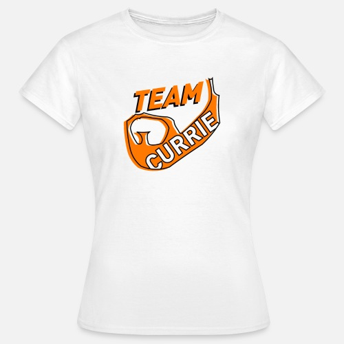 Team Currie (ladies) - Women's T-Shirt