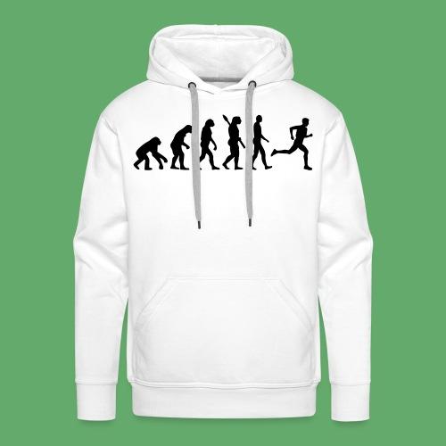 Hoddie Stand up - Leichtathletik Men - Männer Premium Hoodie