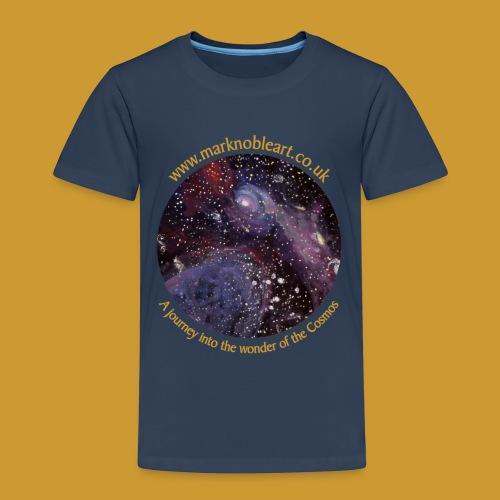 Journey into the Cosmos - Exhibition 2016 - Kids' Premium T-Shirt