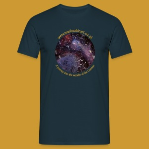 Journey into the Cosmos - Exhibition 2016 - Men's T-Shirt