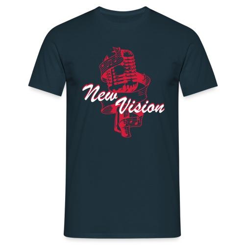 New Vision T-Shirts - Männer T-Shirt