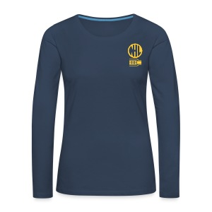 Womens Long SLeeved shirt - Women's Premium Longsleeve Shirt