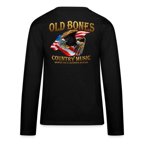 Old Bones Langarmshirt - Teenager Premium Langarmshirt