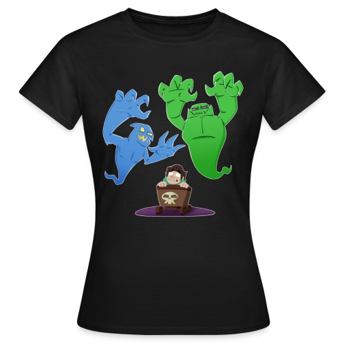 Halloween Shirt (VROUW) - Davincstyle - Vrouwen T-shirt