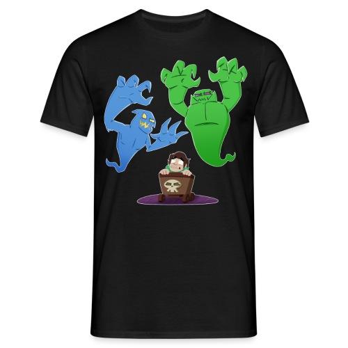 Halloween Shirt (MAN) - Davincstyle - Mannen T-shirt